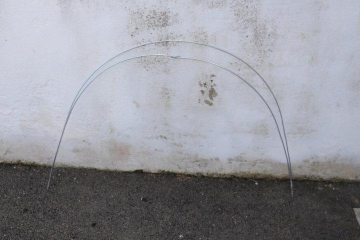 arceaux pour tunnel pro album photos bricolage r alisations. Black Bedroom Furniture Sets. Home Design Ideas