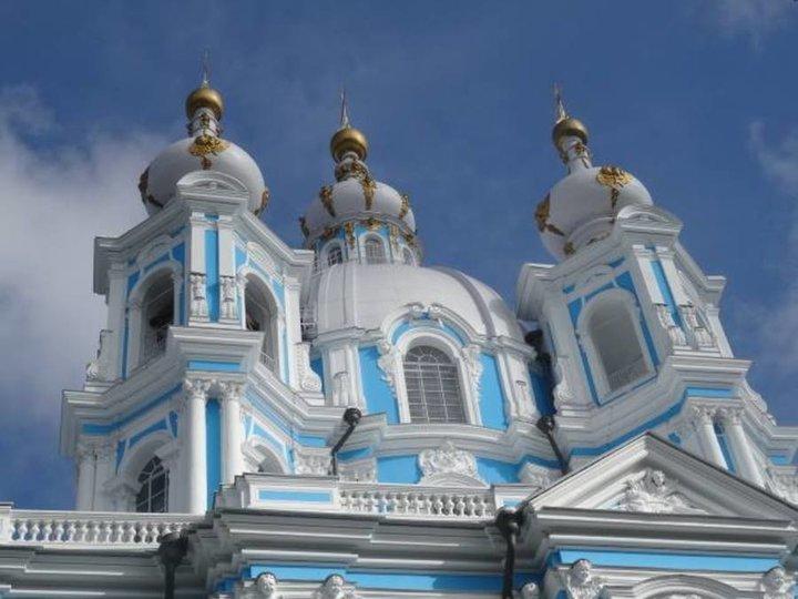 Cathédrale Smolny