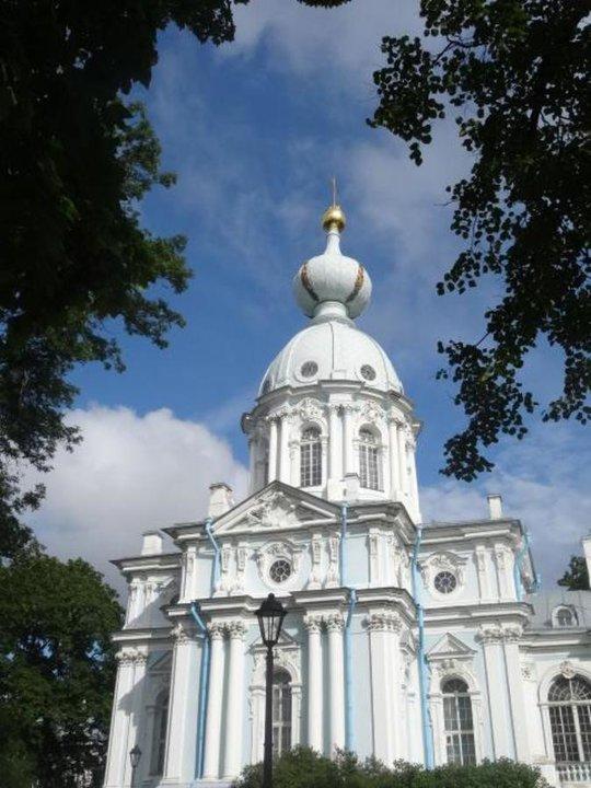 Environs de St Pétersbourg