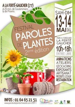 Festival Paroles de Plantes