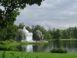 RETOUR après un merveilleux séjour à Saint-Pétersbourg