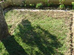 Un jardin amatrice...