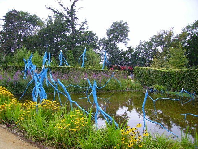 Visite les jardins de chaumont sur loire for Jardins a visiter