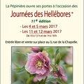 Journées des Hellébores (XIROCOURT, 54)