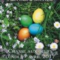 Grande chasse aux oeufs de Pâques (GIROUSSENS, 81)