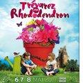 Trevarez en rhododendron (SAINT GOAZEC, 29)