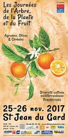 31e Journées de l'Arbre, de la Plante et du Fruit