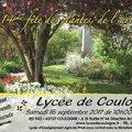 14ème Fête des Plantes, de l'Arbre, de la Pêche et de l'Animalerie (COULOGNE , 62)