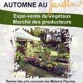 Automne au Jardin (CASTETS DES LANDES, 40)