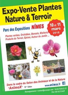 EXPO-VENTE Plantes, Nature & Terroir