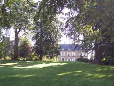 Jardin du Château de Puisieux et Clanlieu