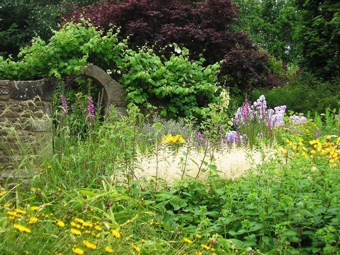 Les jardins des renaudies colombiers du plessis 53 for Jardins de jardiniers