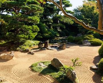 Le jardin zen d erik borja beaumont monteux 26 for Le jardin zen beaumont monteux