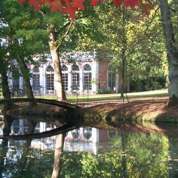 Parc du ch teau de valgenceuse senlis 60 for Jardin de jardiniers