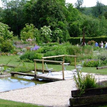Jardin botanique de la presle nanteuil la foret 51 for Jardins de jardiniers