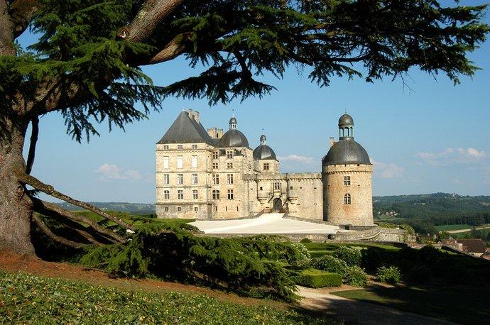 Parc et Jardins du Château de Hautefort