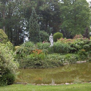 Parc du ch teau d 39 hendecourt hendecourt 62 for Jardins de jardiniers