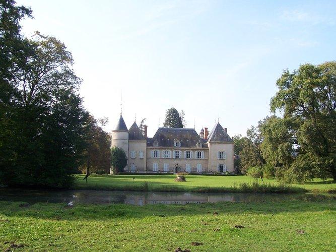 Parc du château de Vaugirard