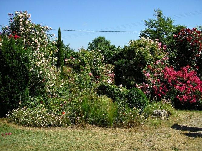 Jardin de boissonna baleyssagues 47 for Jardins de jardiniers