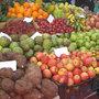 Marché de Funchal à Madère