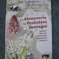 Livre : à la découverte des orchidées sauvages