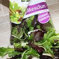 Salades vertes sous sachet