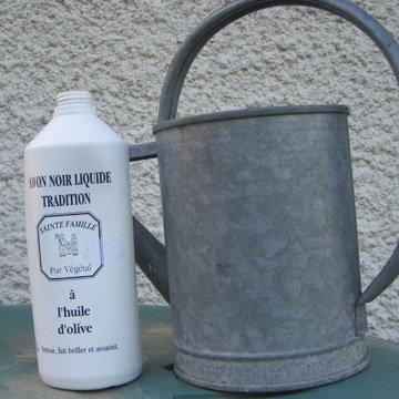 un insecticide naturel, le savon noir