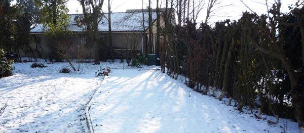Au jardin potager