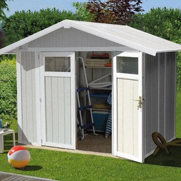 Abri de jardin comment le choisir et l 39 installer - Comment installer un abri de jardin ...