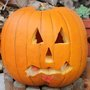 Creuser une citrouille pour Halloween