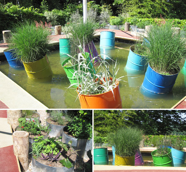 Le Jardin pixelisé