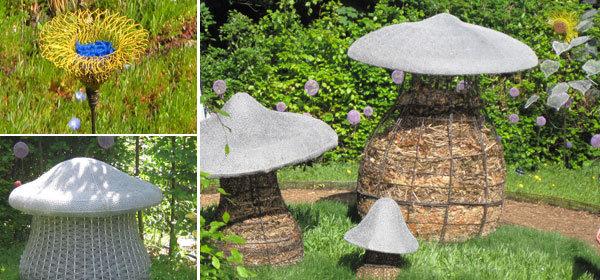 Jardin sculptillonnage