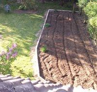 Travailler le sol du potager
