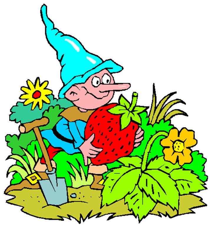 Amis jardiniers Bonne journée