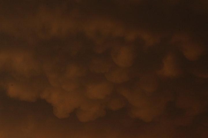 Avent l'orage