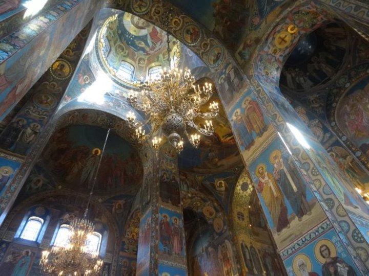 Cathédrale Saint-Sauveur du Sang Versé