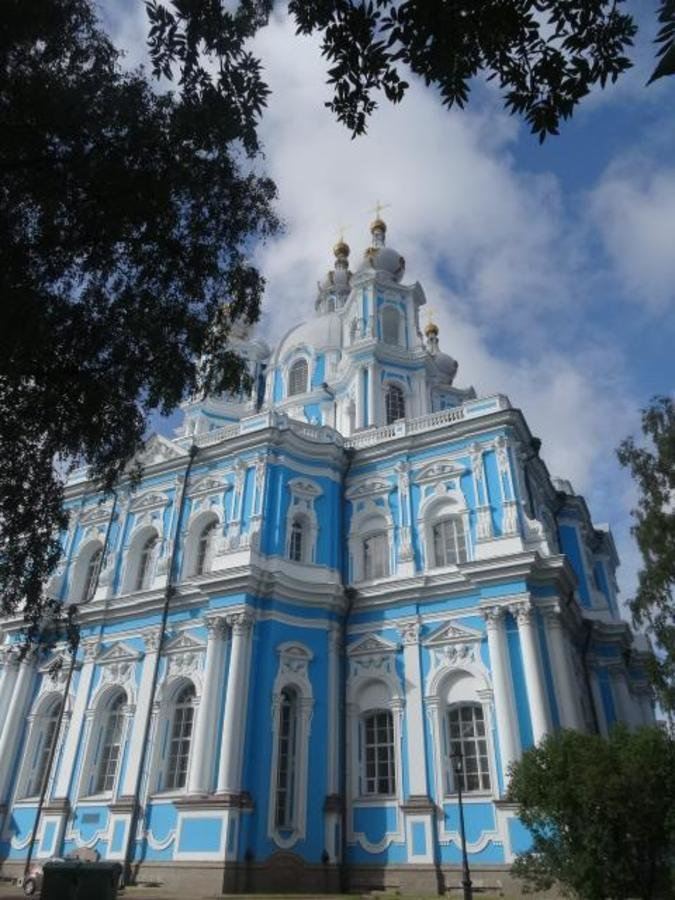 Cathérale Smolny