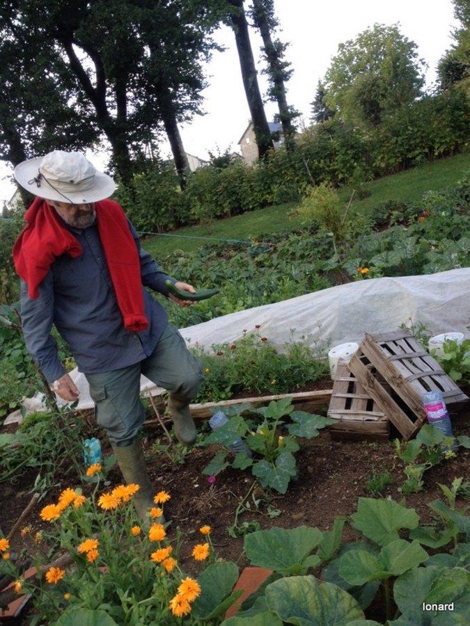 Damien le jardinier