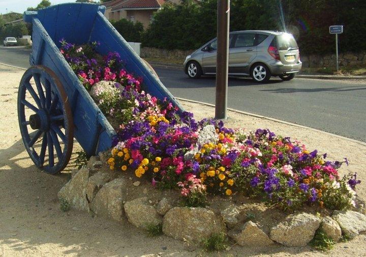 Dans un bourg de Bretagne