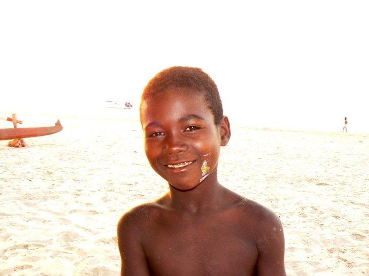 Enfant des plages.