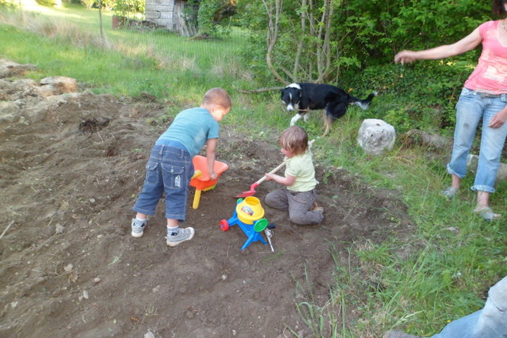Futur jardinier