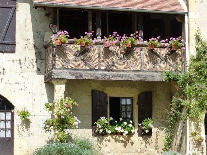 Habitation au jardin