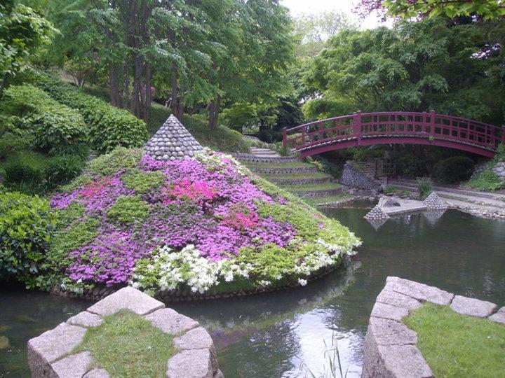 Jardin A.Kahn Paris