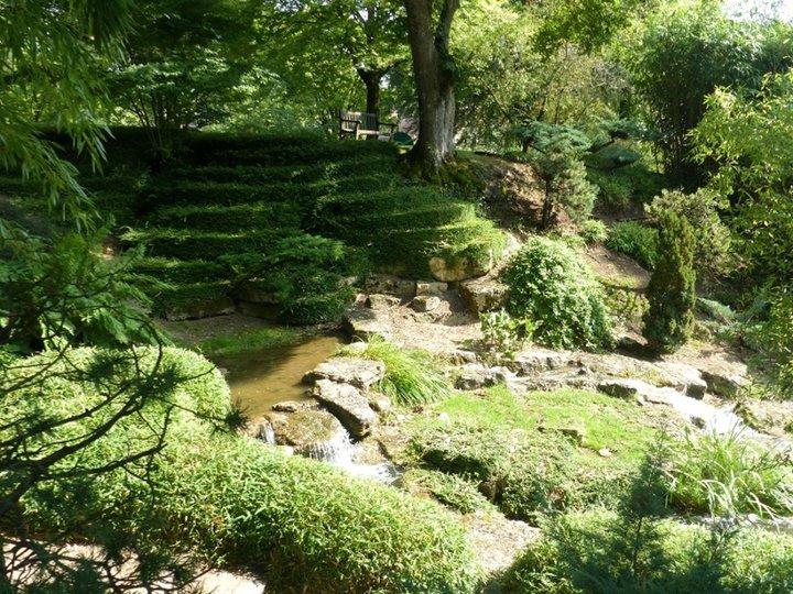 Jardin d'Apremont