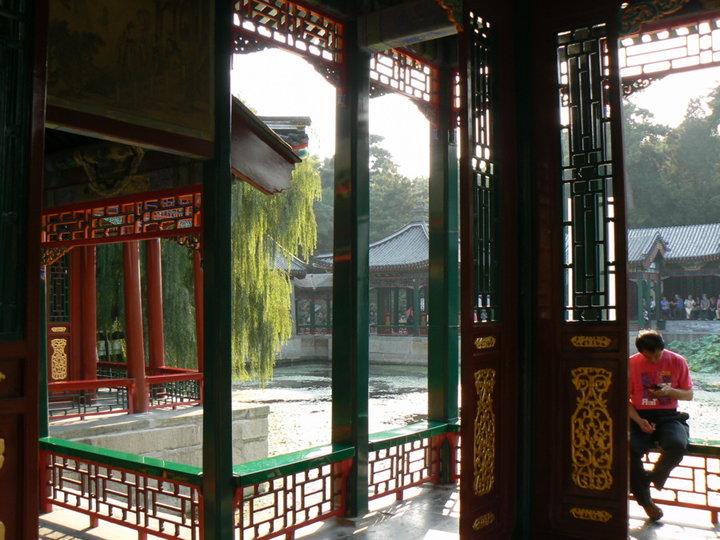 Jardin de temple