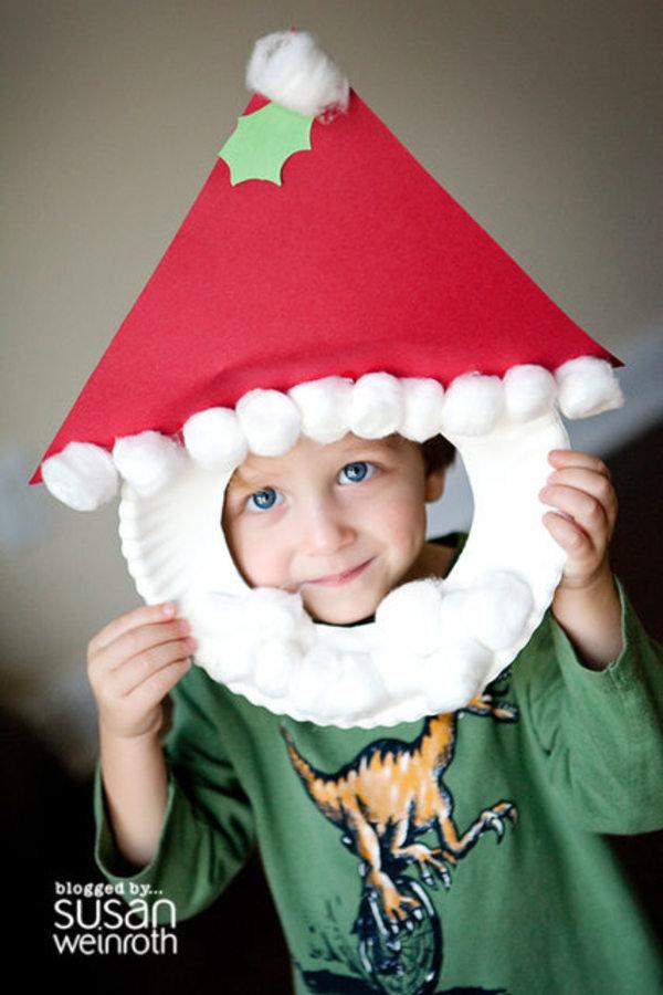 Je suis le père Noel