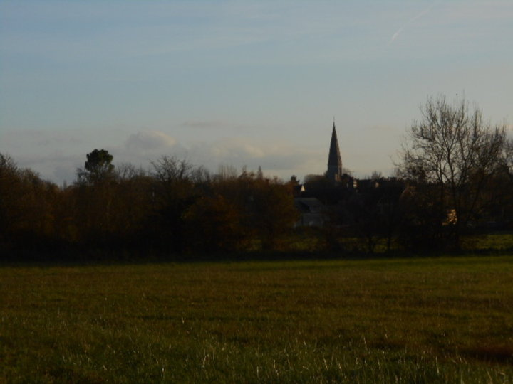 L'église du village