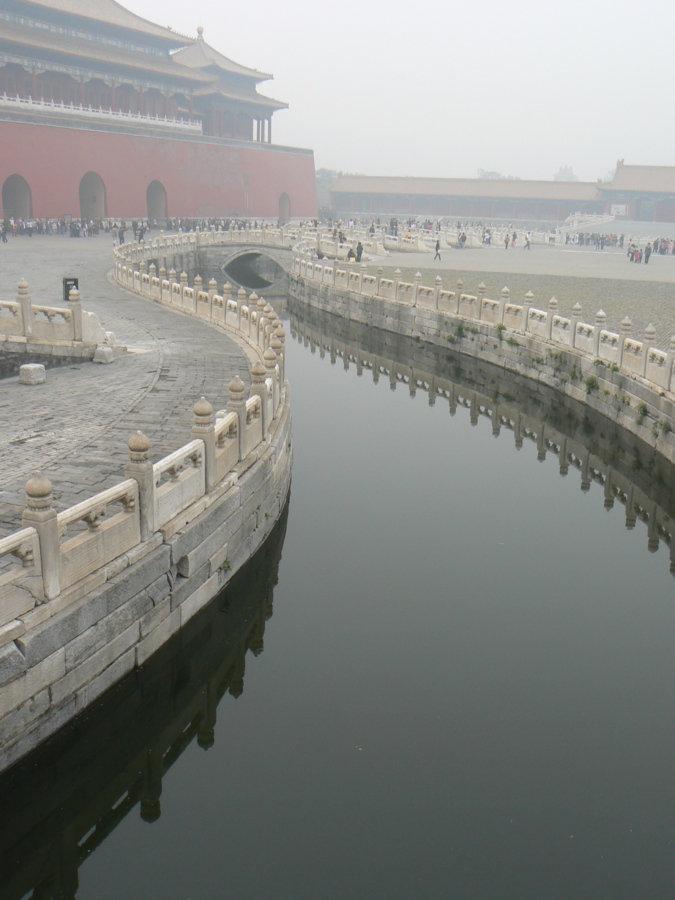 Le canal interieur .