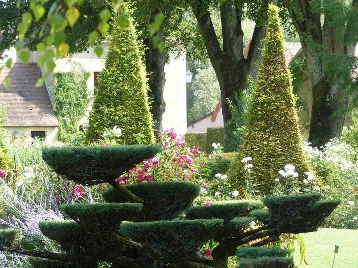 Le Jardin d'Apremont