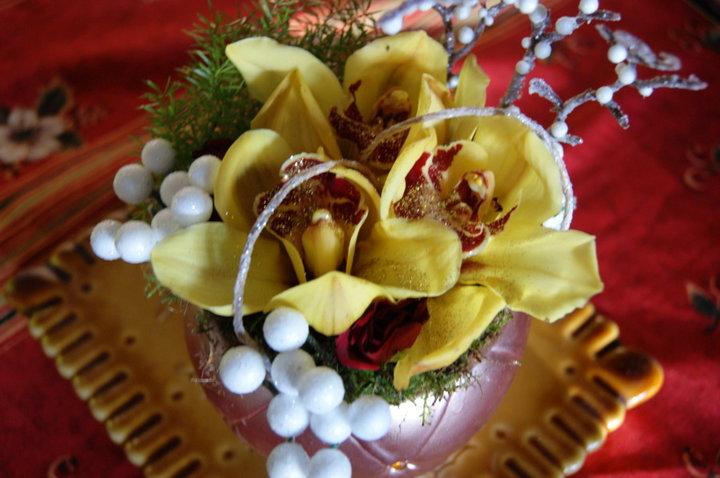 Le petit bouquet de ma Fête (Noëlle)